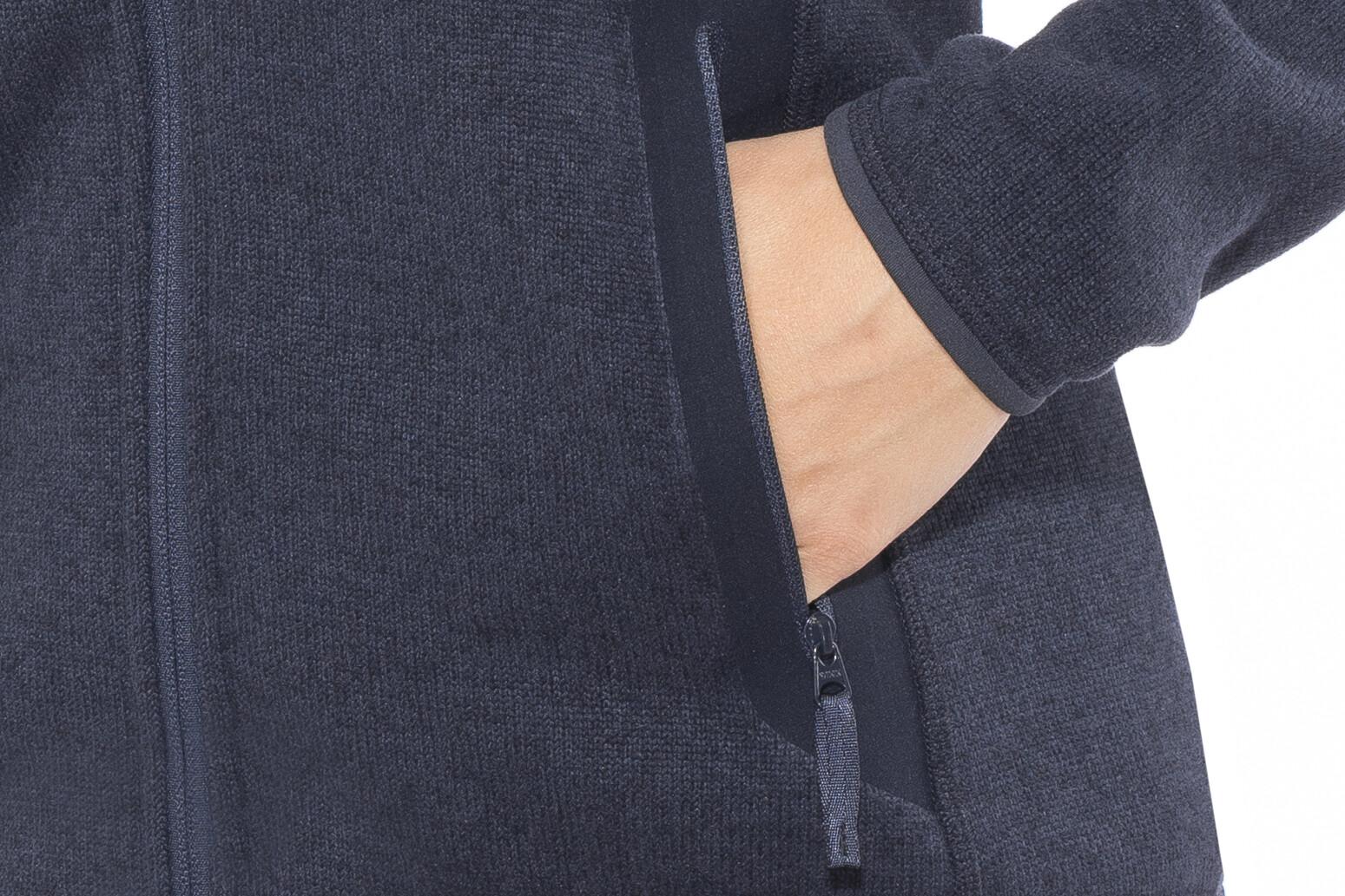 outlet for sale sale brand new Arc'teryx Covert Veste Femme, black sapphire